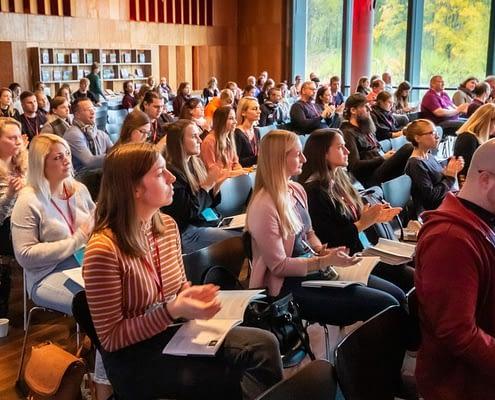 Rheinwerk Social Media Conference in COMED Köln