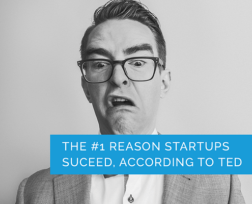 number 1 reason startups succeed