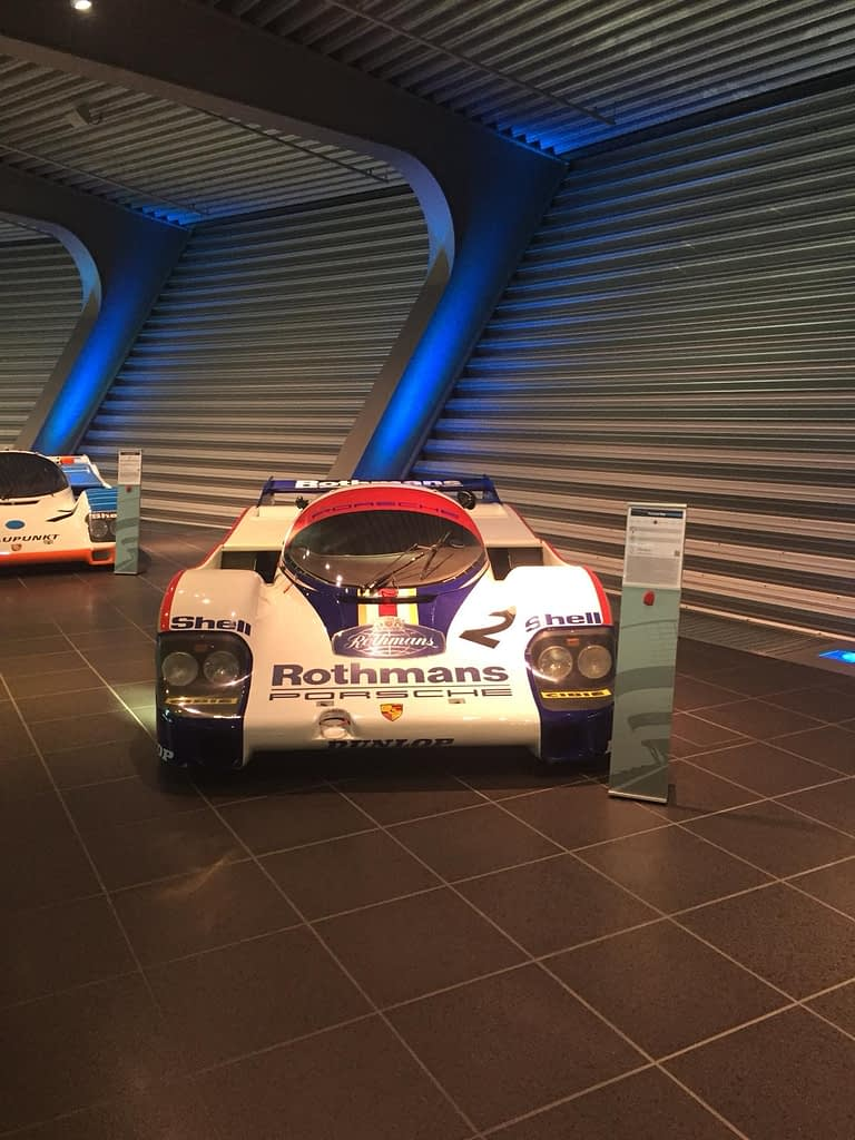 It wouldn't be an event at Porsche if we didn't see some awesome cars, right?